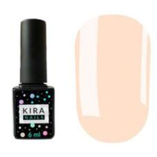 Гель-лак Kira Nails №12 (светлый нежно-розовый, эмаль) 6 мл