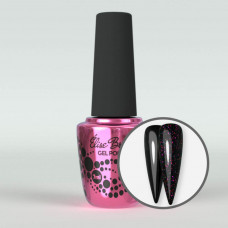 Glitter top Elise Braun #5, 7 ml