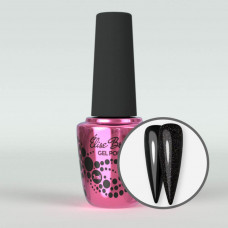 Glitter top Elise Braun #6, 15 ml