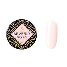 Акрил гель F.O.X Poly Gel Beverly 002, 30 мл