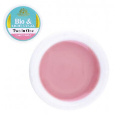 Био Гель Global Fashion Candy Rose, 15 g