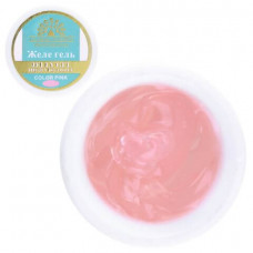 Гель Желе Global Fashion Color Pink, 15 g