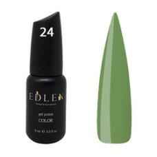 Гель-лак EDLEN №24 (Спаржа) 9 мл