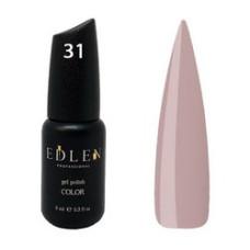 Гель-лак EDLEN №31 (Серо-фиолетовый светлый) 9 мл