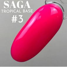 База цветная Saga Tropical №03, 8мл
