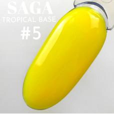 База цветная Saga Tropical №05, 8мл