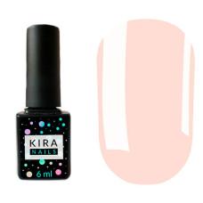 Гель-лак Kira Nails №013 (светлый персиково-розовый, эмаль), 6 мл