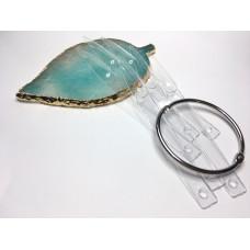 Типсы-стилеты на кольце 50 шт прозрачные