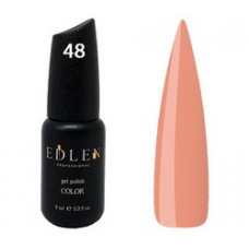 Гель-лак EDLEN №48 (Капучино) 9мл