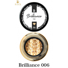 Гель-лак F.O.X. gold Brilliance № 006