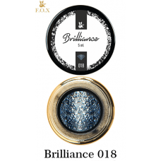 Гель-лак F.O.X. gold Brilliance № 018