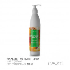 КРЕМ ДЛЯ РУК ДЫНЯ-ТЫКВА NAOMİ HAND CREAM PUMPKİN&MELON