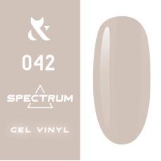 Гель лак F.O.X Spectrum № 042, 7 мл
