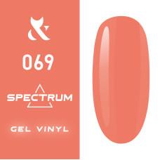 Гель лак F.O.X Spectrum № 069, 7 мл
