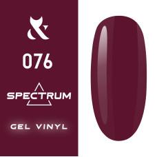 Гель лак F.O.X Spectrum № 076, 7 мл